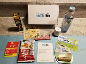 Daily Goodie Box - FREE Box of Full Size Products