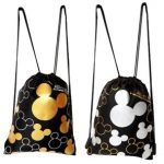 Disney Mickey Mouse Drawstring Backpack 2 Pack $9.22 Shipped!
