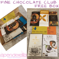 Fine Chocolate Box - FREE $59.99 Value Box