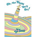 Oh, the Places You'll Go! Graduation book by Dr. Seuss $7.88 (Regular $18.99)