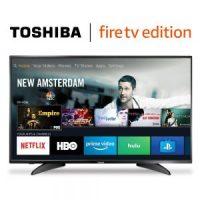 Toshiba 43-inch 1080p Full HD Smart LED TV - Fire TV Edition $179.99 (Regular $299.99)