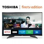 Toshiba 43-inch 1080p Full HD Smart LED TV – Fire TV Edition $179.99 (Regular $299.99)