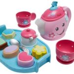 Fisher-Price Laugh & Learn Sweet Manners Tea Set – Great Gift Idea!