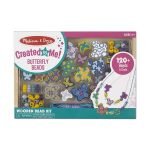 Melissa & Doug Butterfly Friends Bead Set $5.59 (Regular $9.99)
