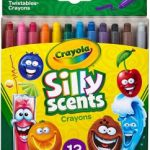 Crayola Silly Scents Twistables Crayons 12 Count $2.57 (Regular $4.00)