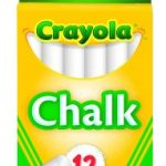 Crayola Chalk 12 Pack $.79 (Regular $2.49)