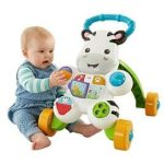 Fisher-Price Learn with Me Zebra Walker $12.99 (Regular $24.99)