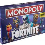 Monopoly: Fortnite Edition Board Game $10.79 (Regular $19.99)
