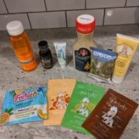 Daily Goodie Box - FREE Box of Samples - See the Products Included!
