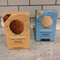 BellyCrush - High Fiber Weight Management Cookie Review
