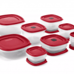 28 Piece Rubbermaid Plastic Food Storage Container Set $7.99 Shipped (Regular $19.99)