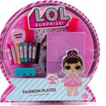 L.O.L. Surprise! Fashion Plates Activity Kit $9.99 (Regular $19.99)