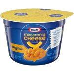 Kraft Mac & Cheese Cups 10 Pack $5.64 = $.56 per cup