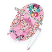 Disney Baby Minnie Mouse Vibrating Bouncer $13.47 (Regular $29.99)
