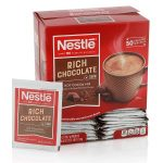 50 Pack of Nestle Rich Hot Chocolate Packets $.11 each = $5.62