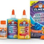Elmer's Color Changing Slime Kit 5 Piece Kit $4.97
