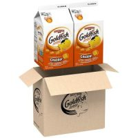 2 Pack of Pepperidge Farm Goldfish Crackers as low as $4.11 Per Box!