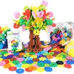 STEM Toy – Brain Flakes Interlocking Plastic Disc Set $13.98 (Regular $19.99)