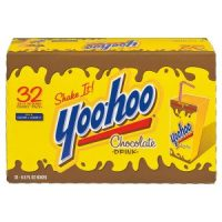 Yoo-hoo Chocolate Drink Pack of 32 $8.98 - $0.28 each