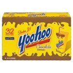 Yoo-hoo Chocolate Drink Pack of 32 $8.98 – $0.28 each