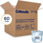 Kimberly-Clark Cottonelle 60 Roll Bathroom Tissue $49.82