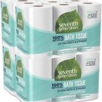 Seventh Generation Toilet Paper 48 Count $29.98