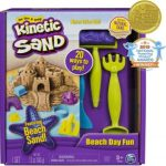 Kinetic Sand Beach Day Fun Playset $9.97