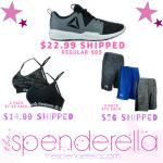 Reebok & Under Amour Deals – Shoes $22.99, Bras $7.49, Shorts $12