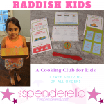 Raddish Kids Product Review – A Cooking Club for Kids