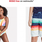Target – RARE BOGO Free Bathing Suits starting from $5.99 each