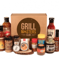Grill Masters Club Box - Great Father's Day Gift Idea