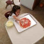 From Scratch Toddler Friendly Pizza Recipe