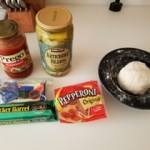 From Scratch Pizza Recipe Ingredients