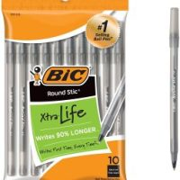 Cheap School Supplies on Amazon - Bic Pens, Mechanical Pencils & Wood Pencils