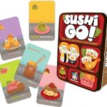 Sushi Go! – The Pick and Pass Card Game $7.19 (Regular $14.99)