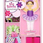 Melissa & Doug Nina Ballerina Magnetic Dress-Up $6.99 (Regular $12.99)