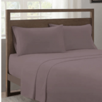Microfiber Bed Sheet Set from $4.99  - Regular $20+