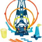 Hot Wheels Track Builder Unlimited Triple Loop Kit $15.00 (Regular $29.99)