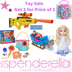 Get 3 Toys for the Price of 2 + Deal Idea for Three Disney Toys for $7.96 Each