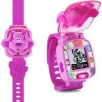 LeapFrog Blue's Clues and You! Magenta Learning Watch $7.08 (Regular $14.99)