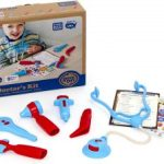 Green Toys Doctor's Kit Role Play Set $7.26 (Regular $19.99)