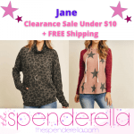 Jane Clearance – Lots of Clothing Deals Under $10 + FREE Shipping