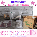 Home Chef FREE Credit + My Review of Meal Subscription Box