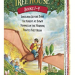 Magic Tree House Boxed Set Book 1-4 in Series on sale for $9.60 (Regular $22.99)