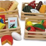 Melissa & Doug Food Groups $8.99 After Coupon – All 4 Food Group Wooden Toy Kitchen Sets included!  60% Off!