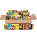 Frito-Lay Pack of 50 Sweet & Salty Snacks Variety Box $13.99 = $0.28 each!  Prime Day Deal