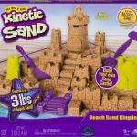 Kinetic Sand Beach Sand Kingdom Playset with 3lbs of Beach Sand $9.99 (Regular $19.99) – Prime Day Deal