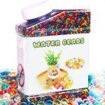 Water Beads 50,000 Rainbow Mix Growing Beads Balls $7.99 (Regular $13.99)
