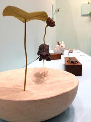 Hideki Saito-wood carving- Gallery Shinseido