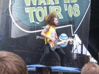 From First to Last, Warped Tour 2008